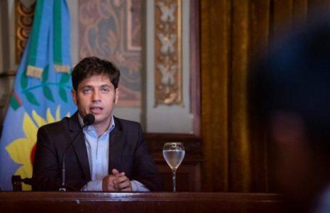 Argentina. El gobernador Axel Kicillof SÍ puede decretar la conmutación
