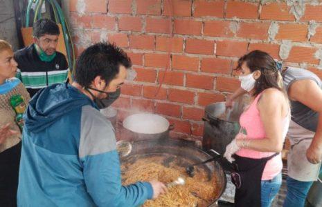 Argentina. El hambre pide más ollas populares /Este miércoles se