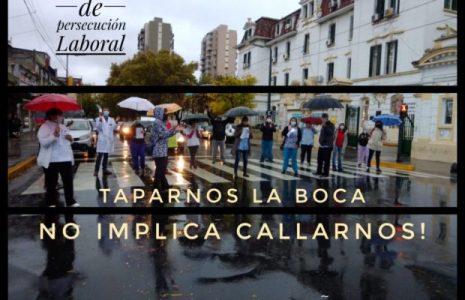 Argentina. Hospital Piñero: Trabajadorxs piden solidaridad ante la persecución por