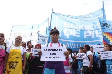 Argentina. La UTEP lanzó la Secretaria de Mujeres y Diversidad: «La deuda es con nosotras»
