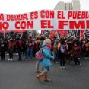 Argentina. La deuda pública externa es impagable y en buena parte odiosa