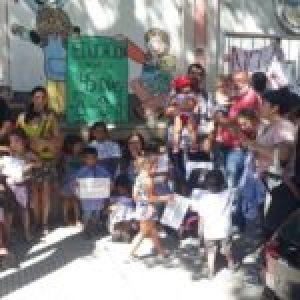 Argentina. La escuela que Larreta dejó sin clases