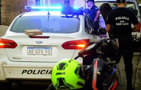 Argentina. La policía de San Luis asesinó a un chico