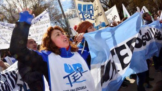 Argentina. Manifiesto nacional por la Soberanía, el Trabajo y la