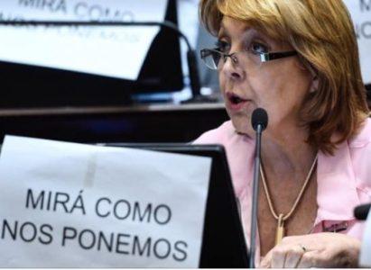 Argentina. Norma Durango presentó un proyecto para que se declare