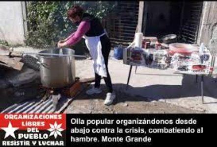 Argentina. OLP-Resistir y Luchar: No hay pandemia más feroz que