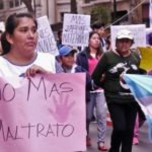 Argentina. Petición para firmar urgente: La exclusión es y debe ser para los violentos