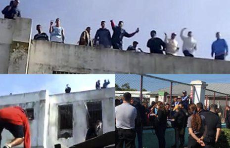 Argentina. Presos de Melchor Romero protestaron en reclamo de prisión