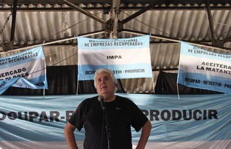Argentina. Una ley para la expropiación de las Empresas Recuperadas