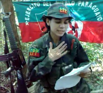Asesinados tres guerrilleros del Ejército del Pueblo Paraguayo