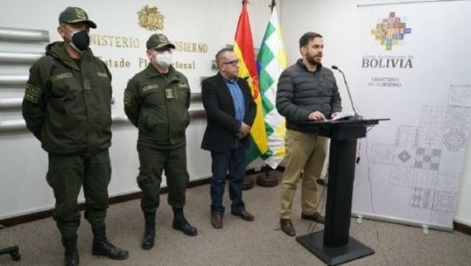 Bolivia. Detienen a militares por el golpe de Estado en