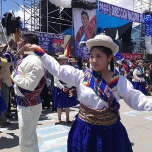 Bolivia. En Cochabamba y en El Alto el pueblo boliviano