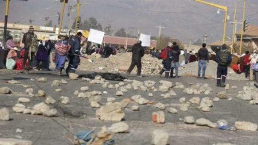 Bolivia. Gobierno de facto ahora quiere «dialogar»: convoca este domingo