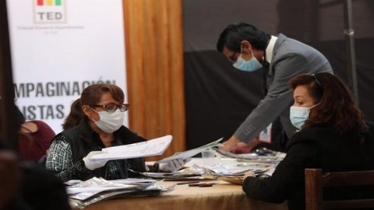 Bolivia. Informan resultados de elecciones departamentales