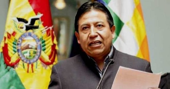 Bolivia. Vicepresidente Choquehuanca insta a recuperar la medicina tradicional para