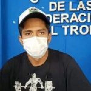 Bolivia. Andrónico Rodríguez encabeza campaña solidaria y entrega más de 100 toneladas de fruta / Trataron de detenerlo