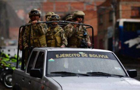 Bolivia. Después de masivo petardazo de este domingo, el gobierno