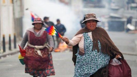 Bolivia. En la hora de su definición: Revolución vs Barbarie