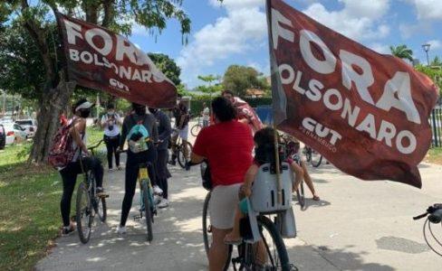 Brasil. Continúan protestas para exigir renuncia de Bolsonaro