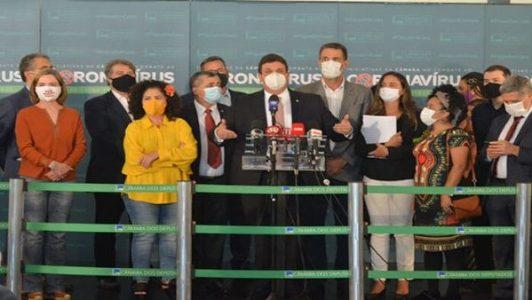 Brasil. Oposición presenta nuevo pedido de juicio político a Bolsonaro