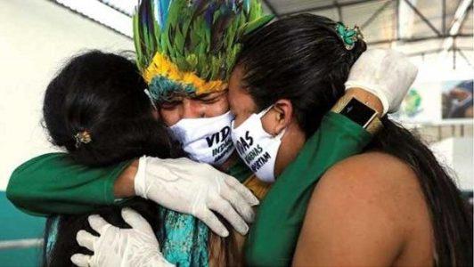 Brasil. Pueblos originarios alertan que están siendo excluidos del plan