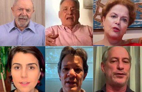 Brasil. Contra Bolsonaro, líderes democráticos se unieron en un evento