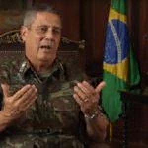 "Brasil. El alto mando militar cercó a Bolsonaro e impuso al general Braga Netto como ""presidente operativo"""