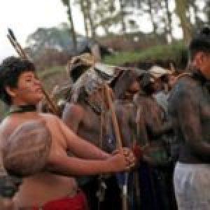 Brasil. Indígenas en Jaraguá resisten a desalojo masivo