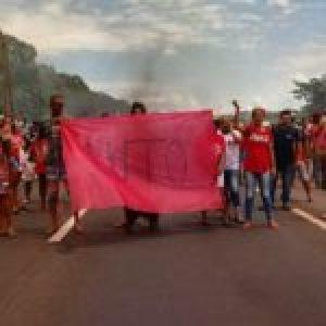 Brasil. La policía militar asesinó al coordinador del Movimiento de los Sin Techo en la localidad de Uberlandia
