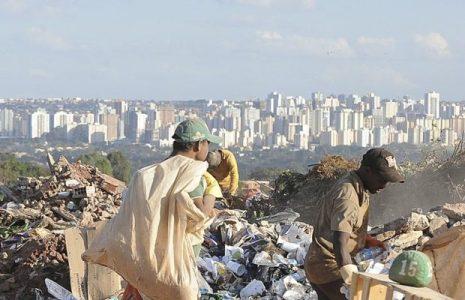 Brasil. Movimientos lanzan campaña solidaria para recolectores de materiales reciclables