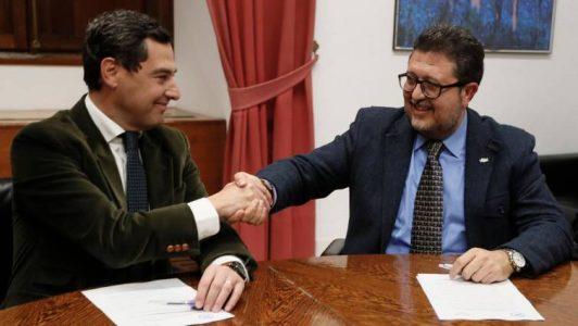 """CCOO apoya los nuevos """"Pactos de Antequera"""" propuestos por el PP que blanquearán a la extrema derecha – La otra Andalucía"""
