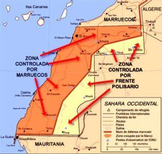 COMUNICADO DE LA MESA DE TERRITORIOS LIBERADOS DEL SAHARA OCCIDENTAL