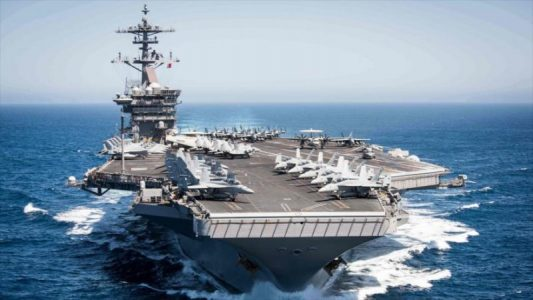 COVID-19 azota otro portaviones de EEUU; Washington no revela cifras – La otra Andalucía
