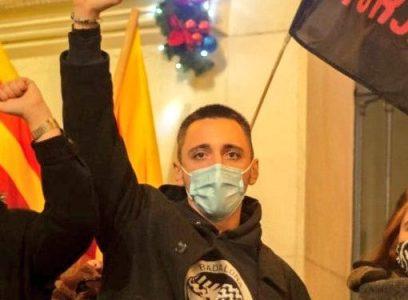 Catalunya: Acto de solidaridad con Marcel Vivet. Fiscalía le pide seis años de cárcel por protestar contra la extrema derecha