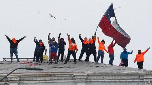 Chile. Advierten con bloquear a nivel mundial cargas marítimas provenientes