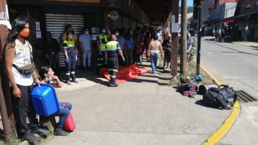 Chile. Gobierno califica asesinato de malabarista en Panguipulli de «incidente