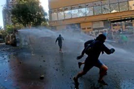 Chile. Otro viernes de lucha y represión en Plaza de