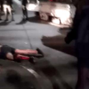 Chile. Carabinero dispara a quemarropa a manifestante en Concepción e impide su atención médica