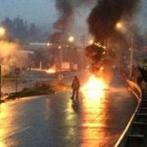 Chile. Frente al abandono del Estado, el pueblo de Chiloé se rebela / Barricadas y manifestaciones