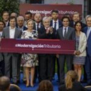 Chile. Piñera promulga reforma tributaria en favor de empresarios y carga al pueblo trabajador