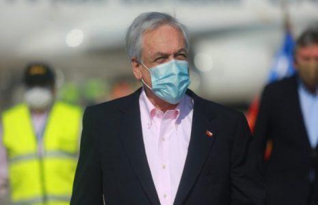 Chile. Piñera entrega indulto presidencial a ex agente de la