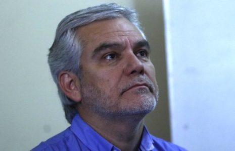 Chile. Presidente de los trabajadores públicos fue detenido cuando protestaba