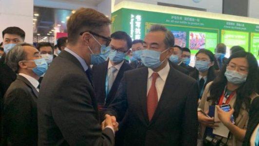 China. Rechaza medidas coercitivas de Estados Unidos contra Venezuela