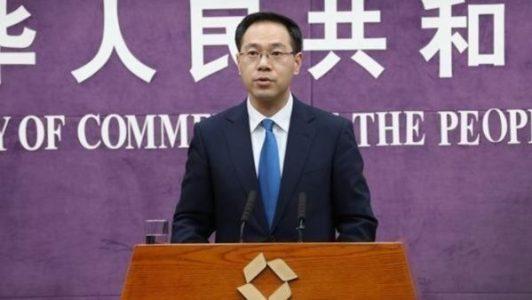 China. Rechaza prohibición de importaciones de Sinkiang por Estados Unidos