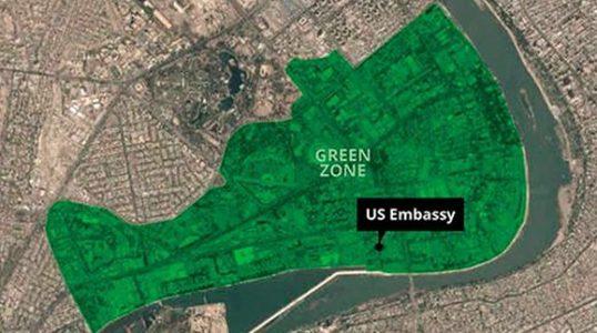 Cohetes impactan cerca de la embajada de EEUU – La otra Andalucía