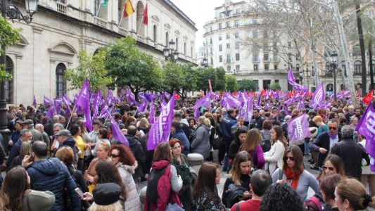Colectivos denuncian orden anti-abortista del gobierno PP-C's-Vox – La otra Andalucía
