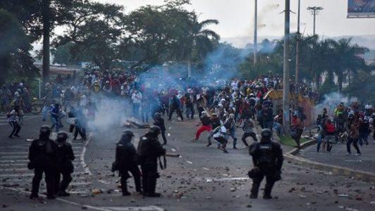 Colombia. Al menos 8 muertos y decenas de heridos en
