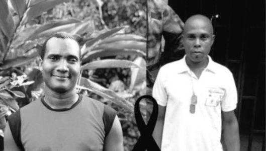Colombia. Asesinan a inspector de policía y a guía turístico