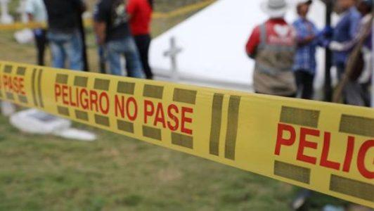 Colombia. Confirman otra masacre en el departamento del Cauca