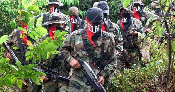 Colombia: El ELN reivindica acción armada contra Comisaría como respuesta a la represión